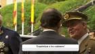 El rey habla con Rajoy sobre Wert