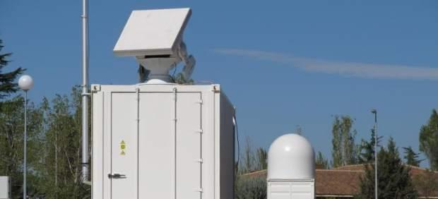 Radar de basura espacial