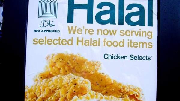Comida 'halal'