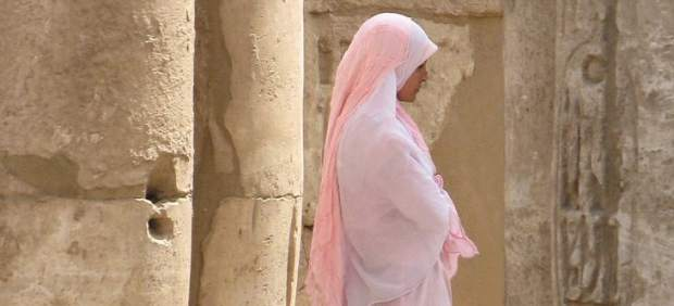 Turista musulmana