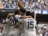 Pepe, en la celebración
