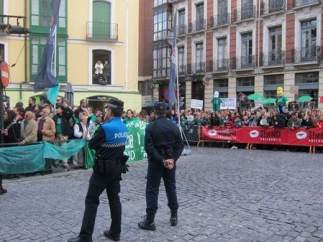 15-M Valladolid
