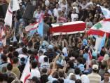 Funeral de Wissam Al Hasan