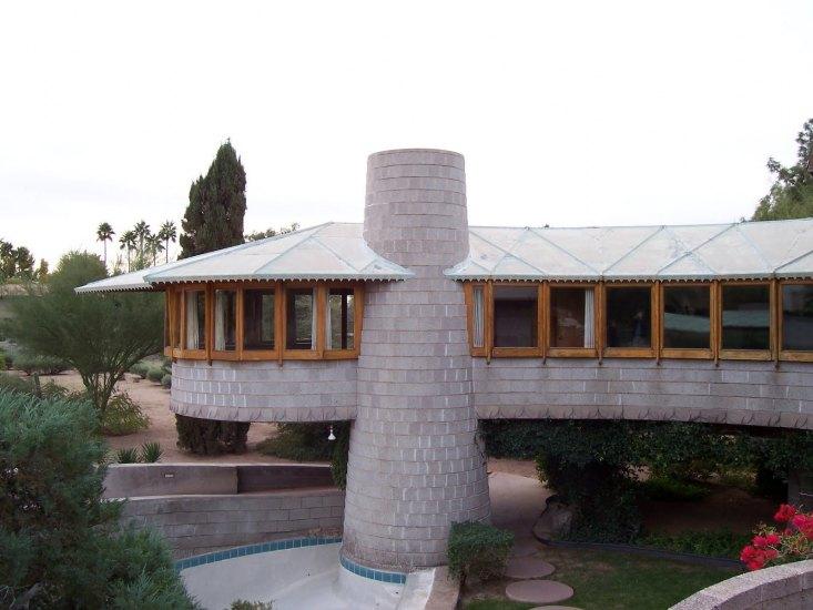 exterior de la ucasa david y gladysu de wright colin edwar slais