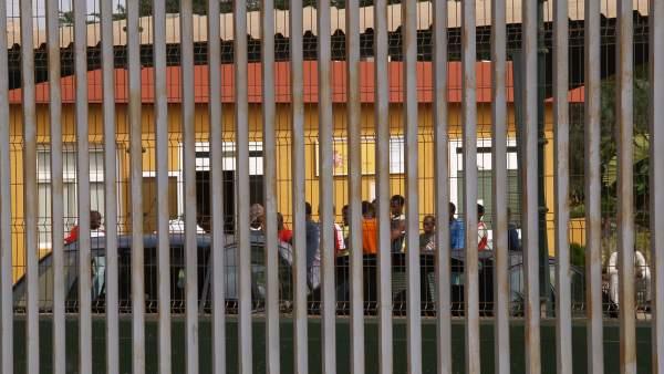 Centro de Estancia Temporal de Inmigrantes de Melilla