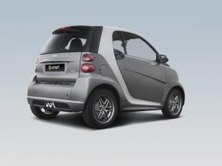 Smart Fortwo Grey Matt Collection