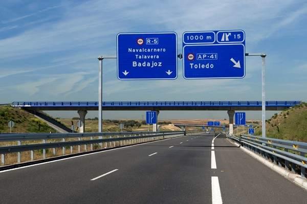 El cierre inminente de las radiales de madrid pendiente for Direccion madrid espana
