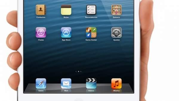 Apple presenta dos nuevos iPad: el mini y el de cuarta generación