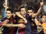 Gol de Jordi Alba con el Barça
