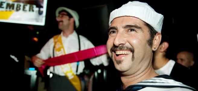 Participante español en Movember