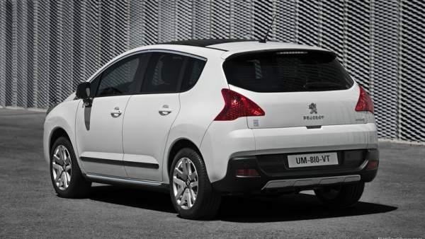Nuevo Peugeot 3008 HYbrid4