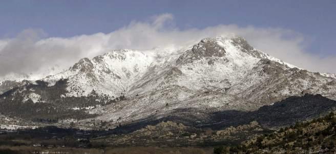 Cumbres de la Sierra de Guadarrama