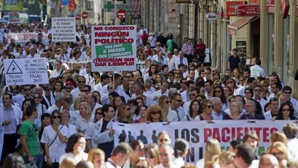 Huelga de farmacias en Cataluña