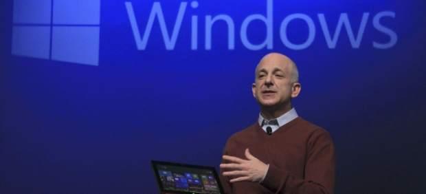 Presentación del Windows 8