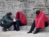 Rescatados 10 inmigrantes en C�diz