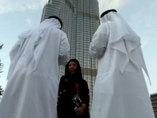 La torre Burj Khalifa