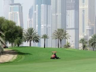 Campo de golf del Emirates Club
