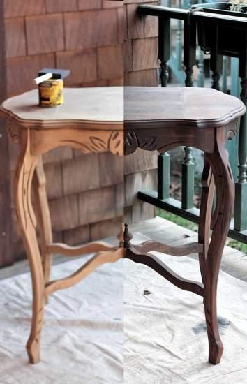 Restauraci n de muebles viejos decorando en tiempos de - Restauracion de muebles viejos ...