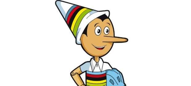 Pinocho será la mascota del Mundial de ciclismo 2013 82278-620-282