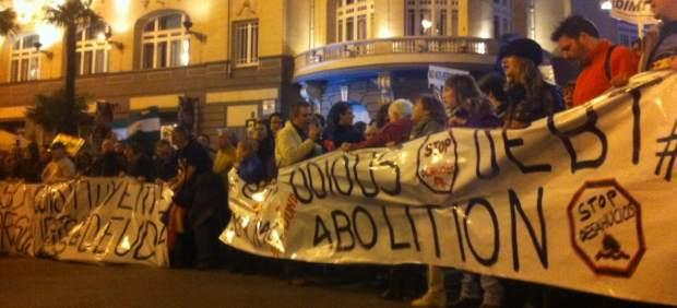 'Stop desahucios'