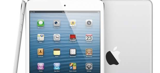 Estados Unidos deniega a Apple la patente para su iPad Mini