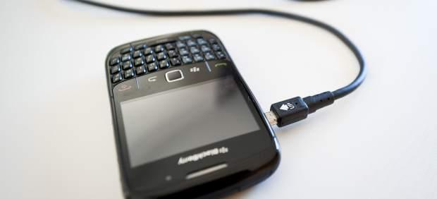 Cargador de móvil