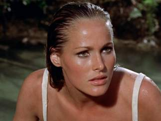 Ursula Andress en '007 contra el Dr. No'