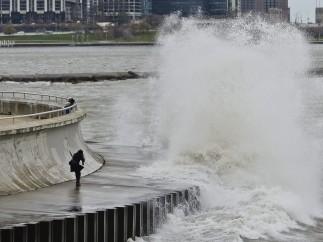 'Sandy' llega a Chicago