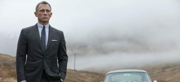 Daniel Craig en 'Skyfall'.