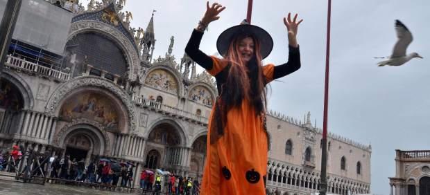 Venecia, inundada