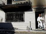 Tres muertas en un incendio en Sabadell