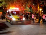 Desalojo gradual en el Madrid Arena