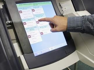 Voto electrónico en EE UU