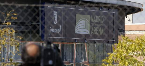 Foreign Madrid Arena