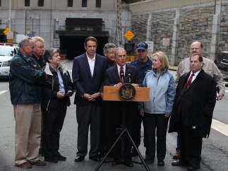 El alcalde de NY apoya a Obama