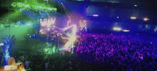 Madrid Arena en Halloween