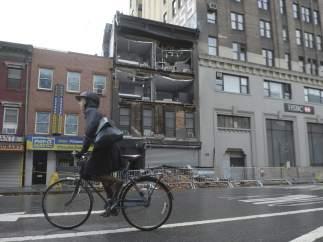 Efectos de 'Sandy'