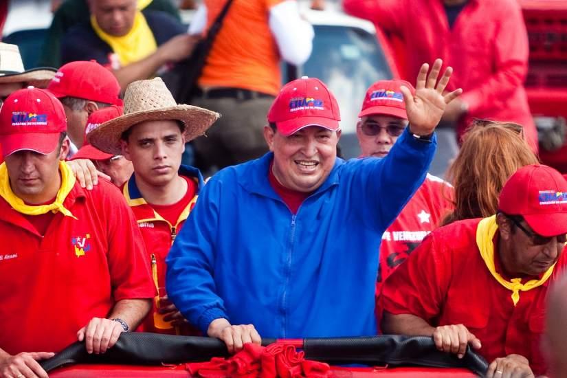 Lo que había planeado Hugo Chávez en el 2012