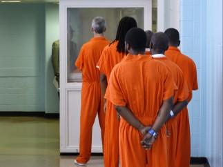Votación en la cárcel