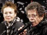 Lou Reed y su mujer, Laurie Anderson
