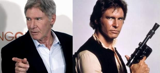 Harrison Ford y Han Solo