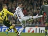 Higuaín ante el Dortmund