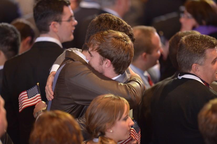 Seguidores de Romney