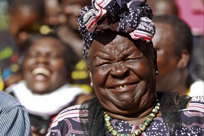 La abuela de Obama celebra la victoria dem�crata desde Kenia