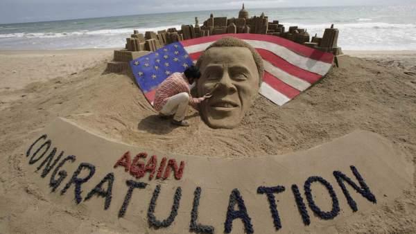 Felicitaciones desde India