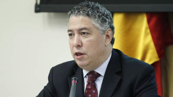 Tomás Burgos, en la Comisión no permanente del Pacto de Toledo
