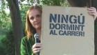 Los desahucios, protagonistas en Barcelona