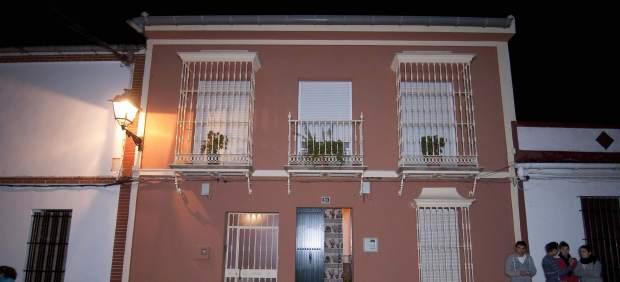 Vivienda de Pilas (Sevilla), donde aparecieron los beb�s