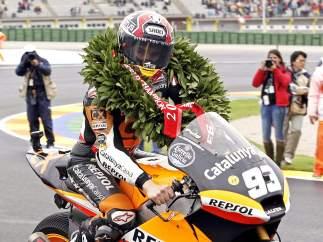 Campeón de Moto2