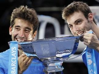 Marc López y Marcel Granollers